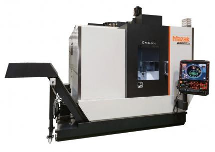 CV5-500 je nové simultánní 5osé obráběcí centrum navržené a vyrobené v Evropě