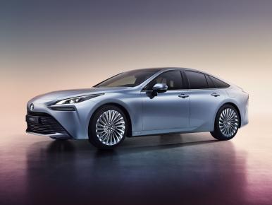 Toyota Mirai nové generace