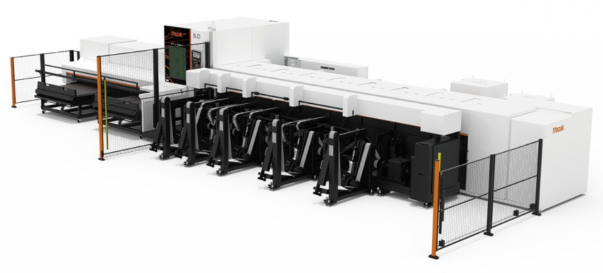 Společnost Yamazaki Mazak představuje nové 3D laserové obráběcí centrum FT-150 FIBER navržené speciálně pro vysokou rychlost řezání malých průměrů profilů