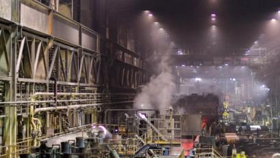V loňském roce měla LIBERTY Ostrava nejnižší emise ve své historii