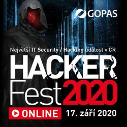HackerFest poprvé proběhne v online podobě