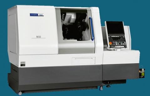 Obr. 2: Soustružnický automat M32-5M8