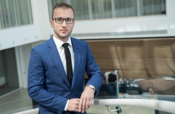 Lukáš Jílek, senior manažer v oddělení Strategie a provozních činností společnosti Deloitte Česká republika