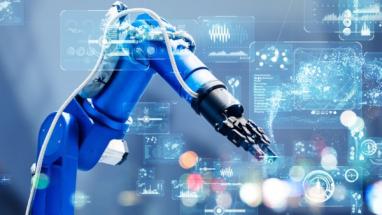 Data z výrobních linek a strojů sbírá poměrně velké procento firem