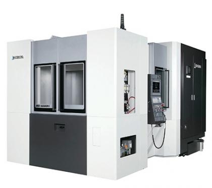 Obr. 3: Okuma MB 5000H II