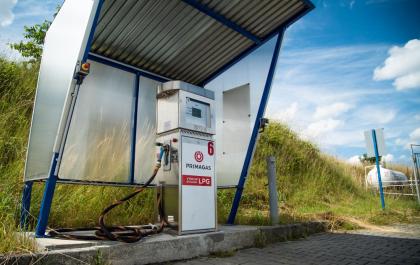 Z hlediska uhlíkové stopy Bio LPG může být až o 90 % šetrnější než nafta