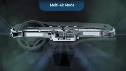 Klimatizační technologie pro optimální čistotu ovzduší v kabině vozidel KIA