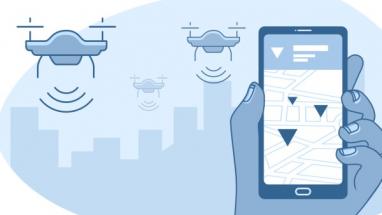 Startup Dronetag přináší řešení pro bezpečný a efektivní provoz dronů, které odpovídá nové legislativě Evropské unie