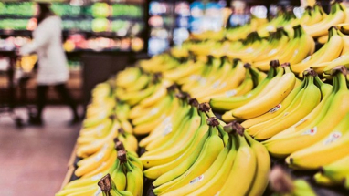 Banány velmi rychle hnědnou a podléhají zkáze