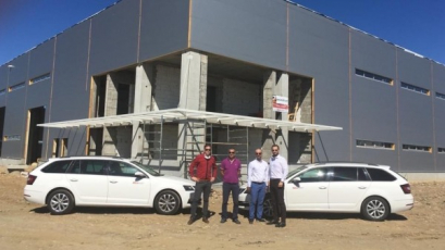 Alcaplast staví v Rumunsku novou halu