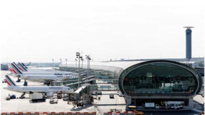 Ericsson nasadí 5G síť na tři pařížská letiště. (Zdroj: Ericsson)