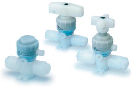 Procesní ventily řady LVQ