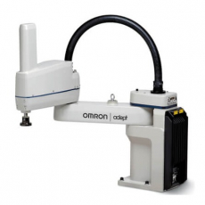 Ilustrační obrázek /SCARA robot eCobra 800 disponuje dosahem 600 a 800 mm/