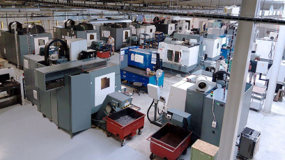 Společnost JK Nástroje se specializuje na sériovou výrobu přesných součástí a výrobu obráběcích nástrojů pro nejrůznější odvětví průmyslu