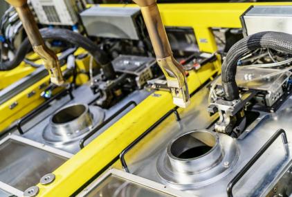 Společnost ŠKODA AUTO uvedla do provozu novou linku pro plazmové nanášení povrchové vrstvy válců motoru. Technicky inovativní proces umožňuje nahradit dosavadní vložky válců nanesením práškové vrstvy o celkové tloušťce 150 mikrometrů (0,15 milimetru). Zařízení bude využíváno při výrobě nových tříválcových motorů modelové řady EA211 EVO.
