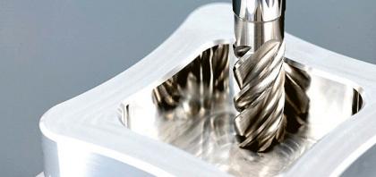 Patentovaná stopková fréza Franken Cut & Form umožňuje dokončování a leštění obrobku v jedné operaci