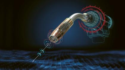 Díky asistenčním systémům pro robotizované svařování se drát stává senzorem