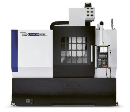 Obr. 1: Stroj HiMold 6500
