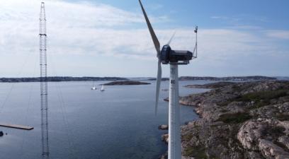 Moderní větrné elektrárny obrací pozornost ke dřevu