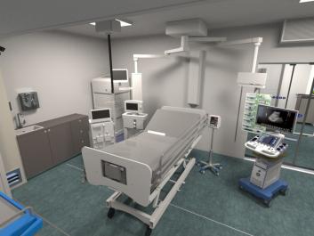 Ergonomické řešení zajistí bezpečnost pacientů i zdravotníků