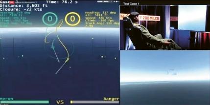 Umělá inteligence (AI) porazila živého pilota F-16