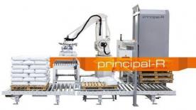 Výkonný robotický paletovač STATEC BINDER PRINCIPAL-R