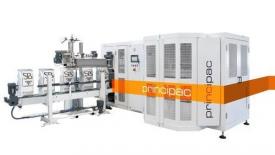 Plnicí stroj pro otevřené pytle STATEC BINDER PRINCIPAC