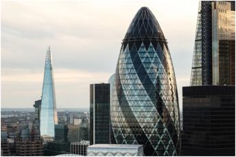 Technologie Ericsson napájí nejvýkonnější 5G síť v celém Londýně (Zdroj: Ericsson)