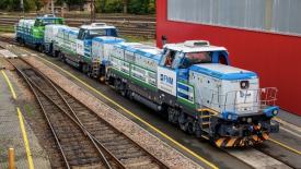 EffiShuntery 1600 pro italské dopravce Ferrovie Nord Milano a EVM Rail
