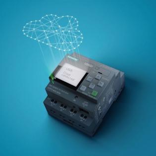 Nová verze 8.3 chytrého logického modulu Siemens Logo! umožňuje připojení systému do cloudu