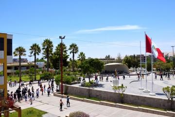 Kampus univerzity Universidad Nacional Jorge Basadre Grohmann v Tacně