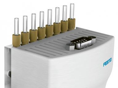 Obr. 2: Hlavice VTOE pro velmi přesné dávkování kapalin