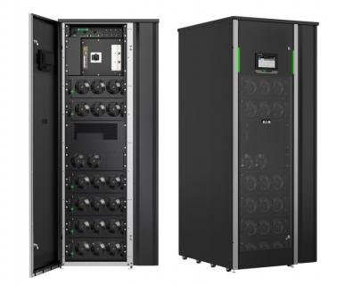Díky modulární konstrukci technologií HotSync a Hot Swap je UPS Eaton 93PM G2 pro datová centra ještě více škálovatelný a flexibilnější