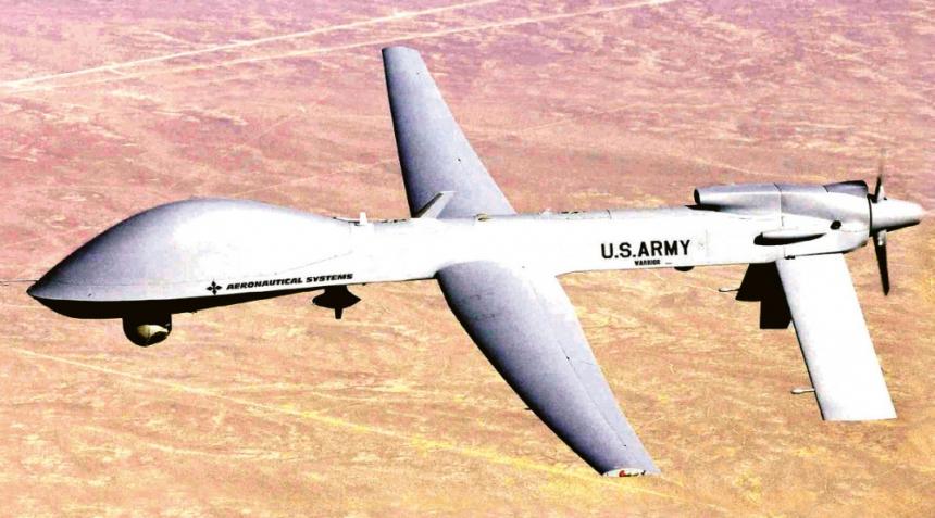Význam dronů stále vzrůstá