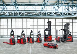 Robotické vozíky Linde