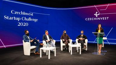 Souboj deseti nadějných startupů roku 2020 vyhrál nástroj pro komplexní kontrolu kvality pro výrobní podniky /Zdroj: Dominik Kučera/
