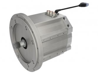 Nový vysoce výkonný motor s permanentními magnety Parker GVM310, navržený pro trakční a elektrohydraulická čerpadla, nabízí nejlepší řešení pro splnění požadavků na výkon vozidla