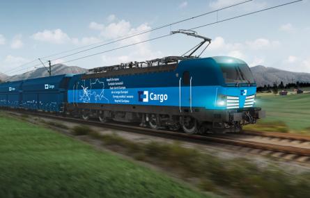Modulární víceúčelová lokomotiva Vectron