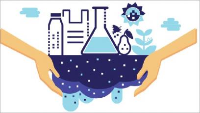 Demonstrační projekty jako je WaysTUP!, jehož jsme hrdí členi, objevují možnosti využití bioodpadu jako nového zdroje produktů s vysokou přidanou hodnotou. /NAFIGATE/