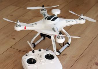 Od ledna platí nová pravidla pro létání s drony /Zdroj: Audiopro/