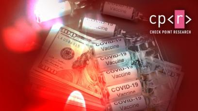 Kyberzločinci prodávají koronavirové vakcíny, množí se i vakcínový phishing a podvodné domény