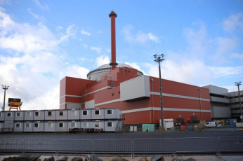 Jaderná elektrárna Olkiluoto 3 (Zdroj: Jari Pelkonen / Yle)
