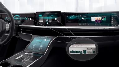 Společnost Bosch vyvíjí počítače vozidel pro všechny oblasti. /Obrázek: Bosch/