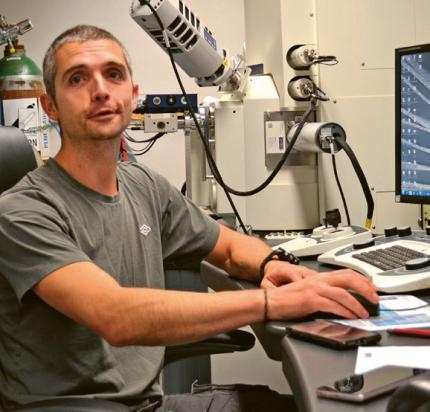 Pavel Kejzlar z Fakulty strojní TUL