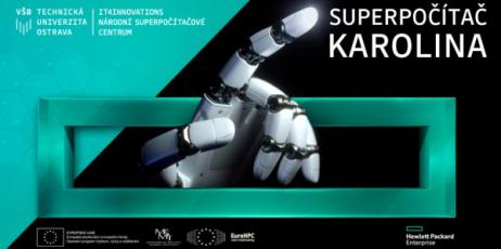 Nový nejvýkonnější český superpočítač se bude jmenovat Karolina