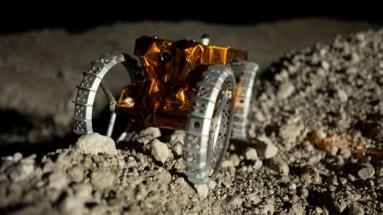 I na Měsíci roboti potřebují energii /Obr.: Bosch/