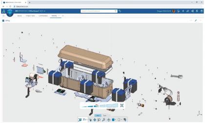 3Dexperience na cloudu, SolidWorks