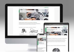 Moderní, intuitivní a nabitá informacemi: nová internetová prezentace divize Automotive Aftermarket ze skupiny Schaeffler