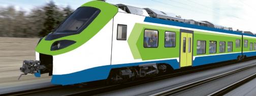 Italský dopravce Ferrovie Nord Milano objednal u Alstomu celkem šest nových jednotek s opcí na dalších osm