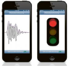 Analýza dat přenesených do smartphonu